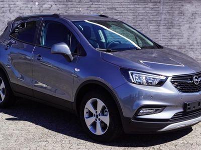 gebraucht Opel Mokka X 1,4 Turbo Enjoy Start/Stop 140HK 5d 6g