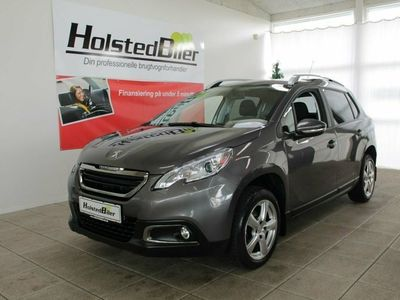 used Peugeot 2008 1,2 VTi 82 Active