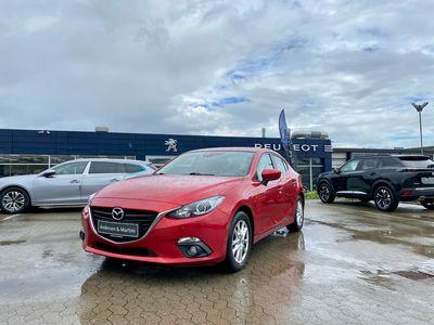 brugt Mazda 3 2,0 Skyactiv-G Vision 120HK 6g Aut.