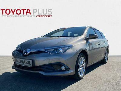 brugt Toyota Auris Hybrid 1,8 Hybrid Comfort 136HK 5d Aut. A++