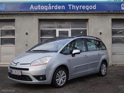 brugt Citroën C4 Picasso 1,6 HDI aut. 110HK