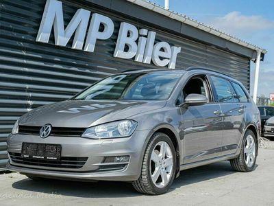 brugt VW Golf VII 1,6 TDi 105 Comfortline Variant BMT