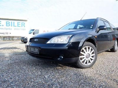 brugt Ford Mondeo 2,0 Ghia 145HK Stc