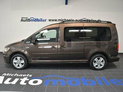 brugt VW Caddy Maxi 2,0 TDi 102 Comfortline BMT