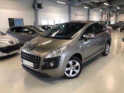 brugt Peugeot 3008 1,6 VTi Premium 120HK