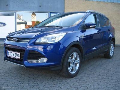 brugt Ford Kuga 1,6 EcoBoost Titanium 150HK 5d 6g