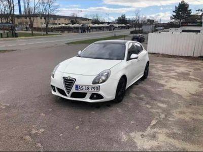 brugt Alfa Romeo Giulietta 1,4 M-AIR