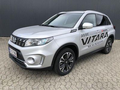 begagnad Suzuki Vitara 1,4 Boosterjet Limited 140HK 5d 6g