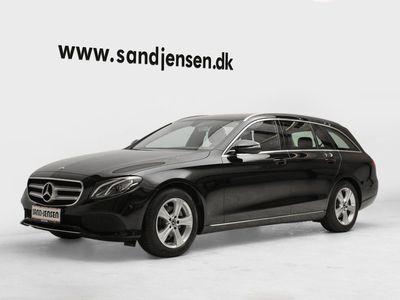 brugt Mercedes E220 2,0 stc. aut. Van
