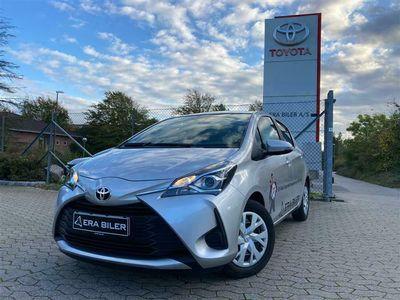 brugt Toyota Yaris 1,0 VVT-I T2 72HK 5d