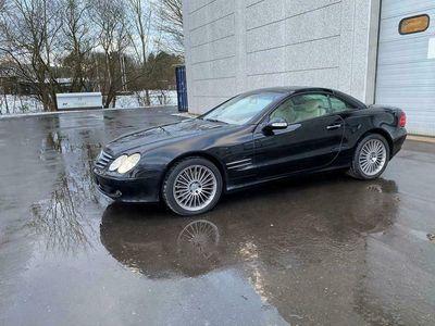 brugt Mercedes SL500 5,0
