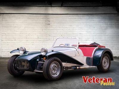 brugt Lotus Super Seven S2 Cosworth