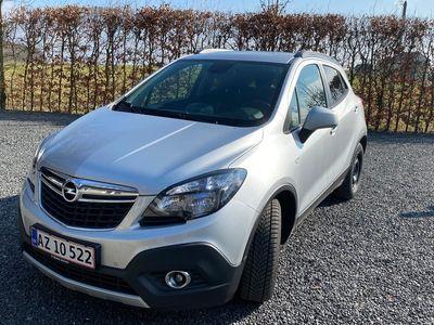 brugt Opel Mokka 1.4 140 HK Enjoy