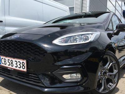 usado Ford Fiesta 1,0 EcoBoost ST-Line 140HK 5d