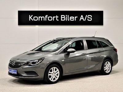 brugt Opel Astra 105 Enjoy ST 1,0