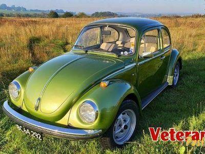 brugt VW Käfer (Bobbel)