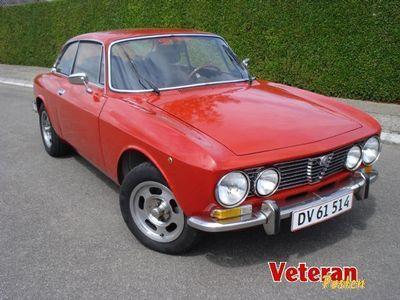 brugt Alfa Romeo GT Junior 1600 GT Coupe, bertone