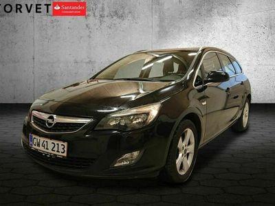brugt Opel Astra 7 CDTi 125 Sport Sports Tourer