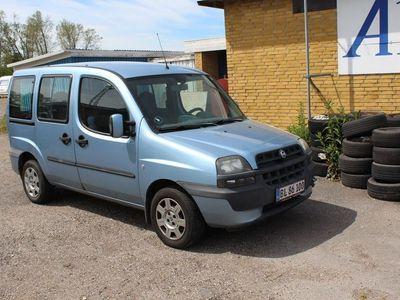 brugt Fiat Doblò 1,6 SX