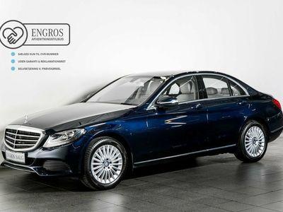 brugt Mercedes C200 2,0 Exclusive aut.
