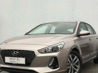brugt Hyundai i30 1,6 CRDi Trend DCT 110HK 5d 7g Aut.