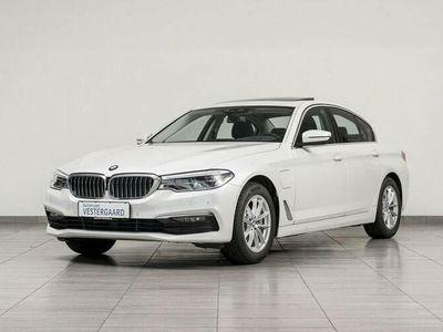 brugt BMW 530 e 2,0 Plugin-hybrid iPerformance Steptronic 252HK 8g Aut.