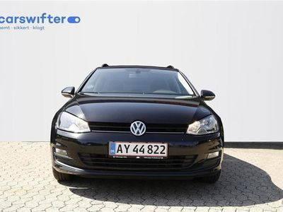 brugt VW Golf Variant 1,4 TSI BMT 40 Years Edition 125HK Stc 6g
