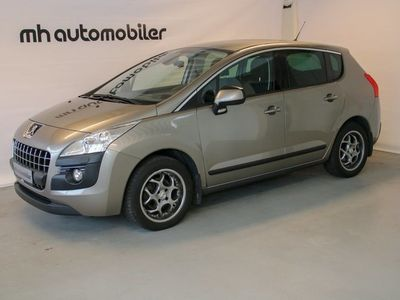 gebraucht Peugeot 3008 1,6 HDi 110 Premium