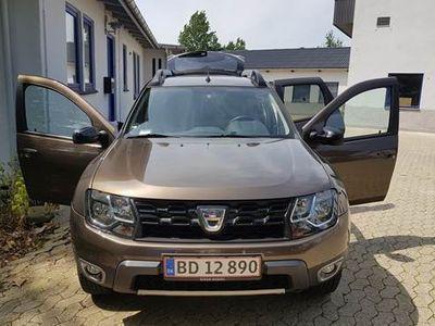 brugt Dacia Duster dCi 109 1,5