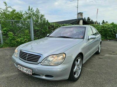 brugt Mercedes S320