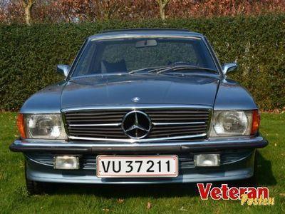 brugt Mercedes 280 SLC C107 1972