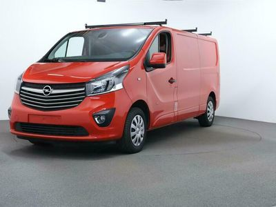 brugt Opel Vivaro L2H1 1,6 CDTI Sportive Start/Stop 120HK Van 6g C