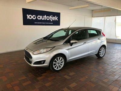 gebraucht Ford Fiesta 1,0 SCTi 125 Titanium