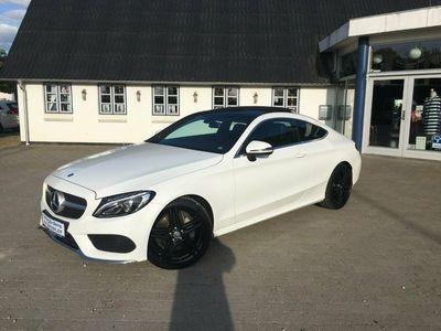 brugt Mercedes C250 2,0 aut.