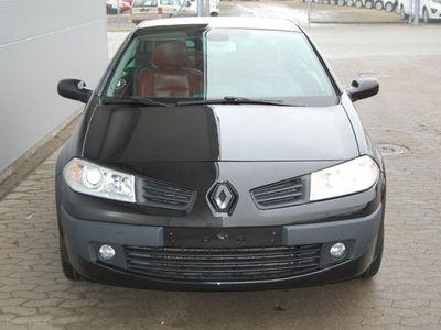 brugt Renault Mégane Cabriolet 2,0 16V Dynamique 140HK 6g