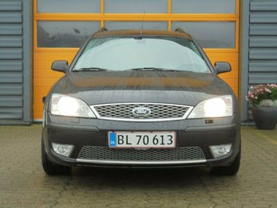 brugt Ford Mondeo 1,8 125 Ghia stc.