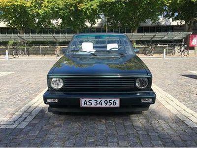 brugt VW Golf Cabriolet 1,8