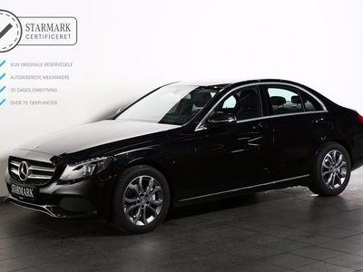 brugt Mercedes C220 d Avantgarde aut.