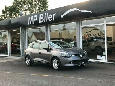 brugt Renault Clio IV 0,9 TCe 90 Formula Edition ST