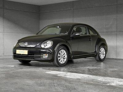 brugt VW Beetle 2,0 TDI Design DSG 140HK 3d 6g Aut.