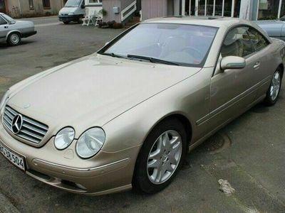 brugt Mercedes CL500 CL Klasse