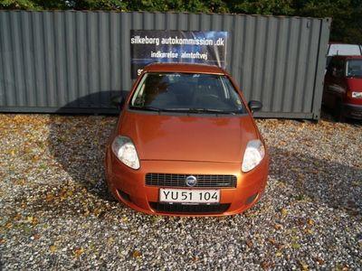 brugt Fiat Punto 1,3 JTD Dynamic