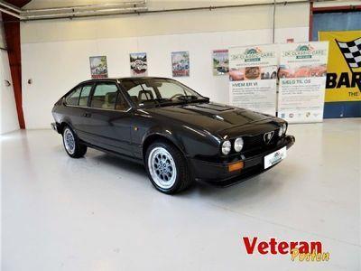 brugt Alfa Romeo Alfetta GTV6 2.5