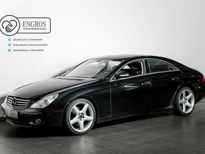 gebraucht Mercedes CLS350 3,5 aut.