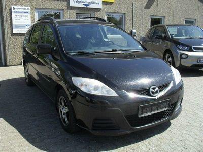 brugt Mazda 5 2,0 DE 143 Sport