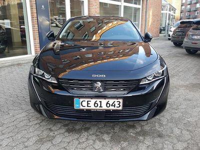 brugt Peugeot 508 1,5 BlueHDi Allure Start/Stop 130HK 6g A++
