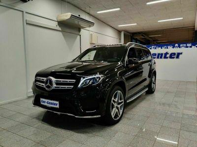 brugt Mercedes GLS350 d 3,0 AMG Line aut. 4-M Van