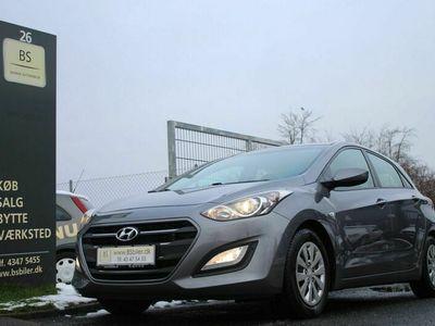 brugt Hyundai i30 1,6 CRDi 110 Active+
