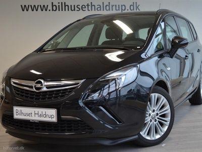 brugt Opel Zafira 1,4 Turbo Enjoy Start/Stop 120HK 6g
