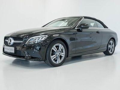 brugt Mercedes C200 1,5 Cabriolet aut.